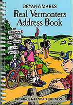 Real Vermonters Address Book